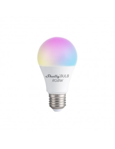 Shelly DUO RGBW Smart WiFi bulb