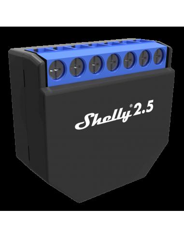Shelly 2.5 - CE + UL